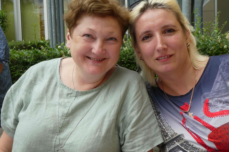 Larissa - Kreisapothekerin und Alizia Unternehmerin