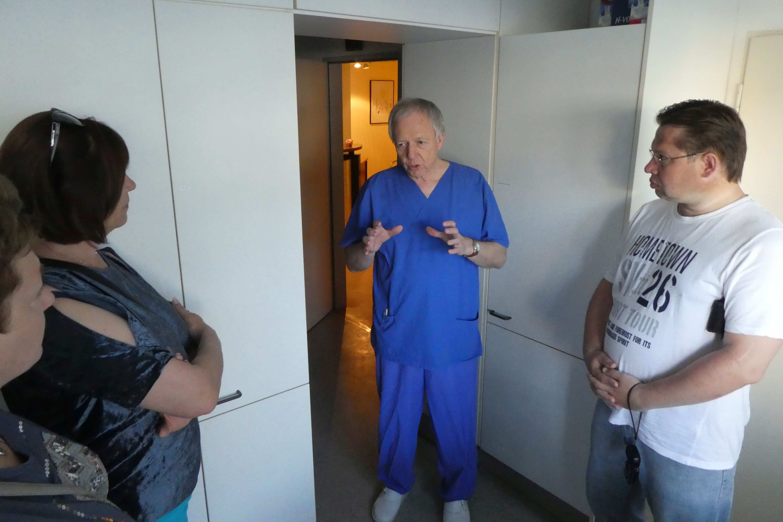 Ambulante chirurgische Praxis Wegener in Offenbach
