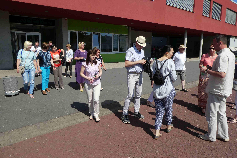 in der Ernst-Reuter-Schule