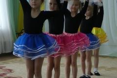 Begrüßung mit einem sehr schönen Tanz