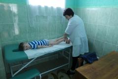 Massageliege für Kinder