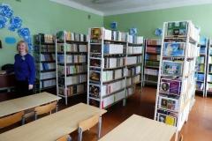 Eine Schulbibliothek